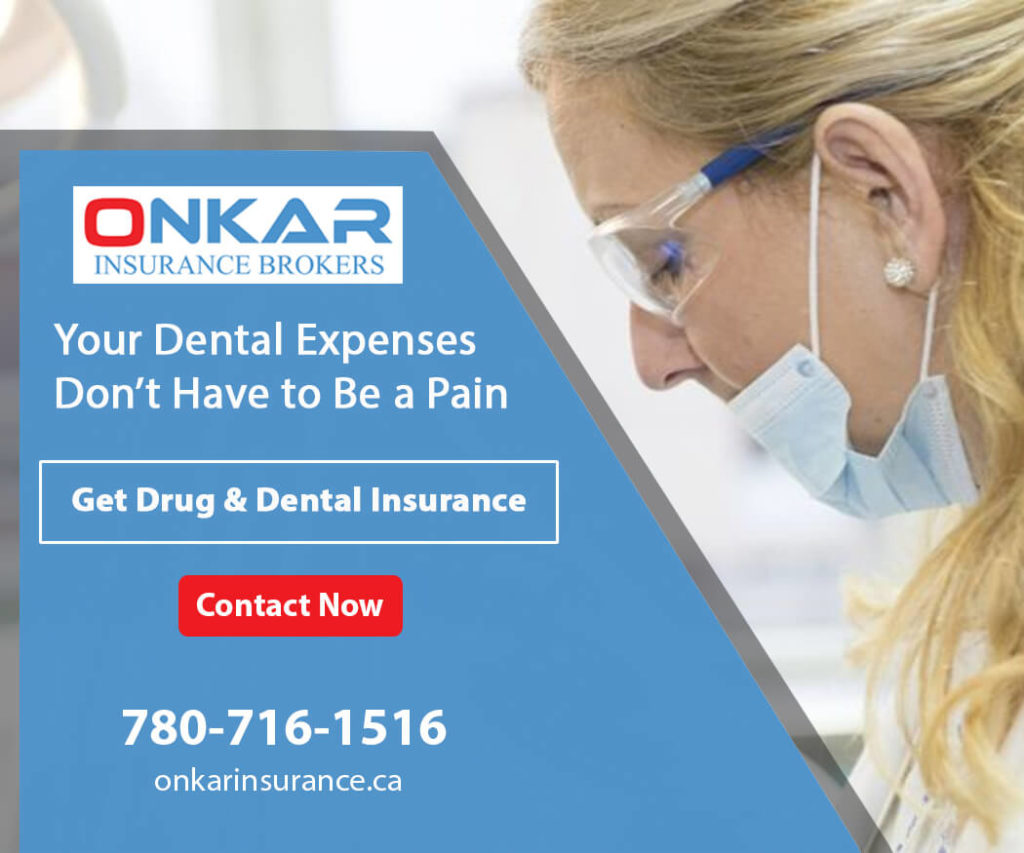 dental insurance edmonton