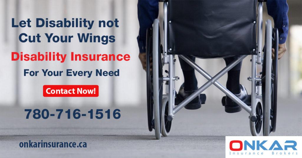 disability insurance edmonton