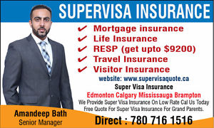 super visa insurance edmonton