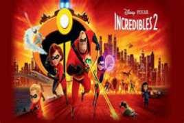 Incredibles 2.2018